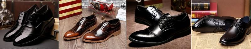 лаковые кожаные туфли для мужчин на сезон 2016