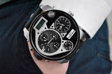 Часы Diesel – сочетание спортивного стиля и изысканной классики