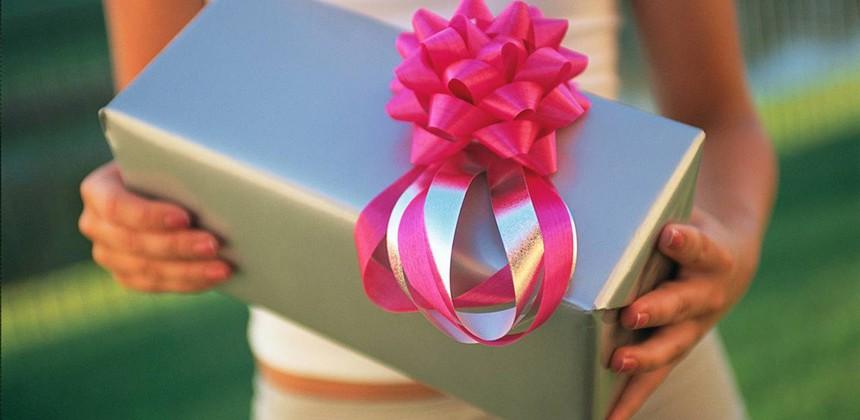 Подарки впечатления идеи 31