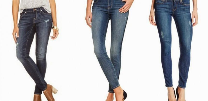 Типы женских джинсов в сезоне 2015/2016