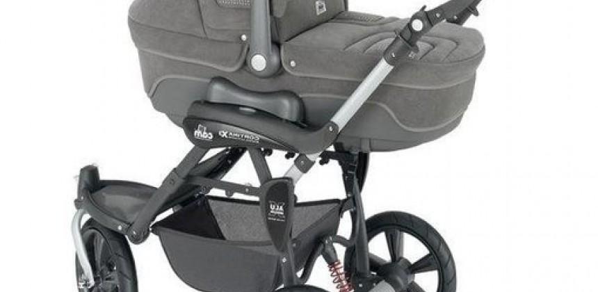 Две концептуальные детские коляски от итальянской компании CAM