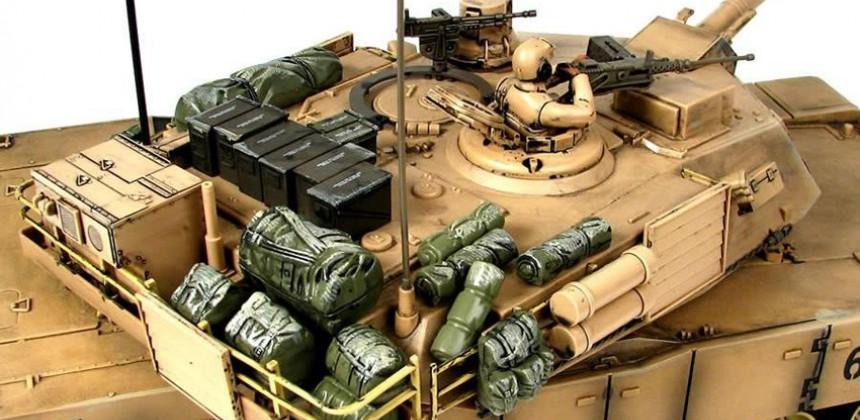 Выбираем ребенку любимую игрушку – танки на радиоуправлении