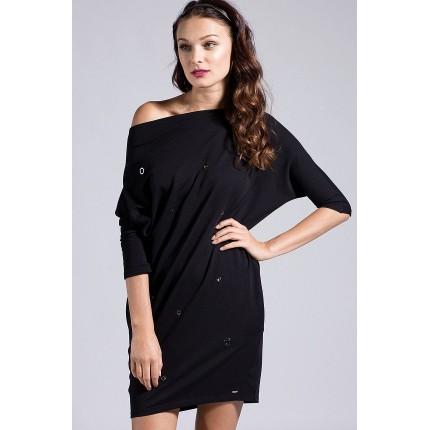 Платье ANSWEAR модель ANW594529 cо скидкой