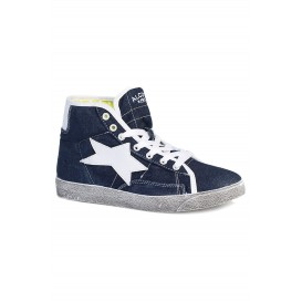 кеды Denim Star Alcott модель ANW315854 распродажа