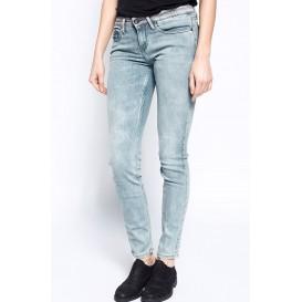 Джинсы Mid Rise Skinny Calvin Klein Jeans