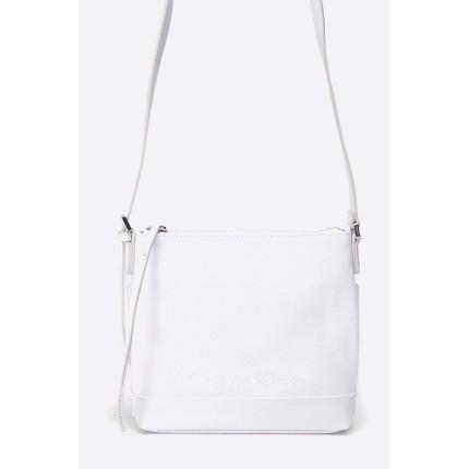 Сумочка Melissa Flat Crossover Calvin Klein Jeans артикул ANW602146