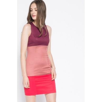Платье Fusion Block French Connection артикул ANW70977 купить cо скидкой