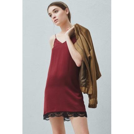 Платье Lingerie Mango артикул ANW623076 фото товара