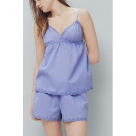 Пижамные шорты Heidi-L C Mango артикул ANW646370 распродажа