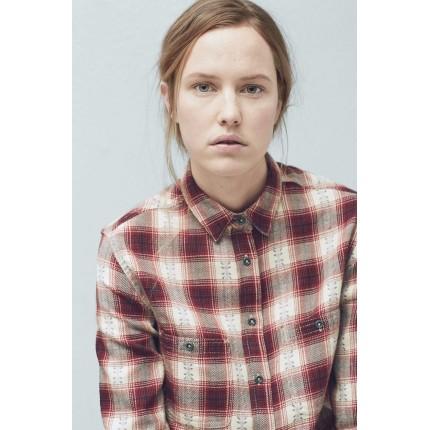 Рубашка Winter Mango модель ANW694313 купить cо скидкой