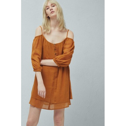 Платье Across Mango модель ANW694387 распродажа