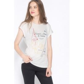 Pepe Jeans - Футболка Pepe Jeans модель ANW576708