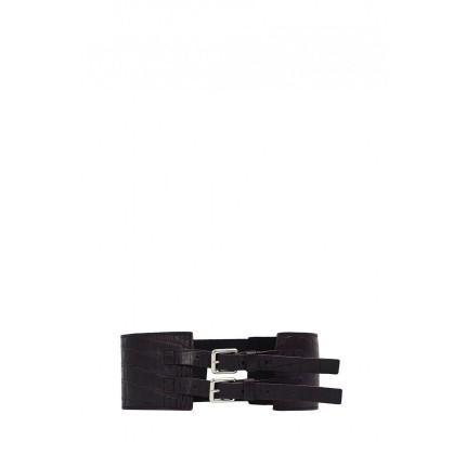 Кожаный пояс Daria Pieces модель ANW254175 cо скидкой
