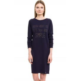 Платье Simple артикул ANW647579 фото товара