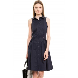 Офисное платье Simple модель ANW647594 фото товара