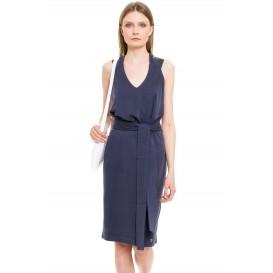 Платье Simple артикул ANW677616 cо скидкой