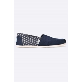 Эспадрильи CANVAS STARS WOMENS ALPARGATA Toms
