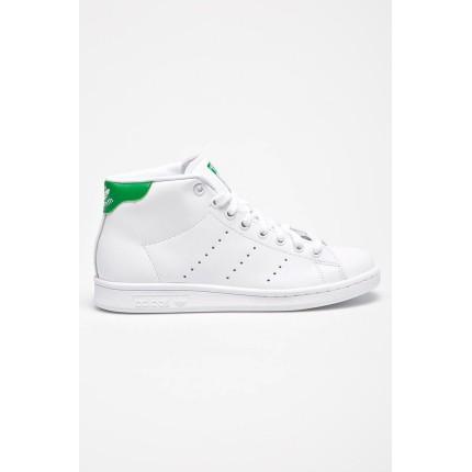 Кроссовки Stan Smith Mid adidas Originals артикул ANW599814 распродажа