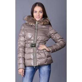 Куртка пуховая Fracomina модель FRA FR13FW7013 208 распродажа