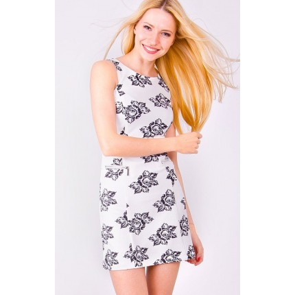 Платье Fracomina артикул FRA FR15SS5125 324 фото товара