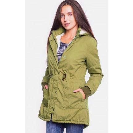Куртка парка MR520 модель MR 202 20012 0815 Khaki распродажа