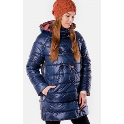 Пальто MR520 артикул MR 220 2047 1015 Blue распродажа