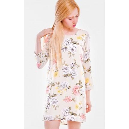 Платье Only модель ON 15105756 Overcast Rose Flo фото товара