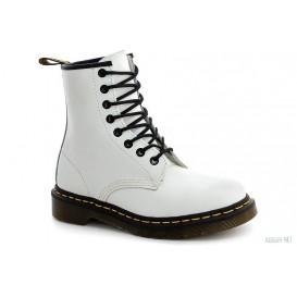 Ботинки Dr.martens 1460-10072100 Белые кожа