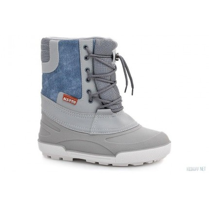 Ботиночки на слякоть Forester Jeans 95013-44 модель KDF-95013-44 фото товара