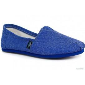 Эспадрильи Las Espadrillas Mono Blue 3015-13 артикул KDF-3015-13 распродажа