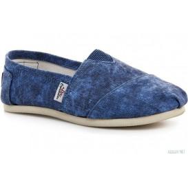 Летняя обувь Las Espadrillas 3015-29 Blu Ocean артикул KDF-3015-29 cо скидкой