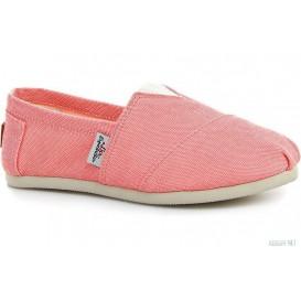 Летняя обувь Las Espadrillas 3015-30 Sky Pink модель KDF-3015-30