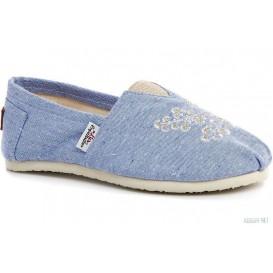 Летняя обувь Las Espadrillas 3015-58 артикул KDF-3015-58