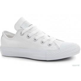 Белые кеды Las Espadrillas Mono White Low Le38-116828 Две пары шнурков модель KDF-LE38-116828 фото товара