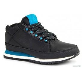 Мужские New Balance Hl 754nb Черные кожаные