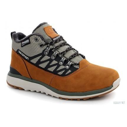 Ботинки Salomon Utility Sport TS 376370 артикул KDF-376370 распродажа