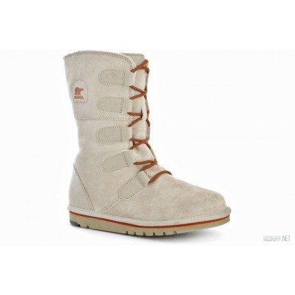 Зимняя обувь Sorel The Campus Lace Youth 1868-160 Бежевые артикул KDF-1868-160 распродажа