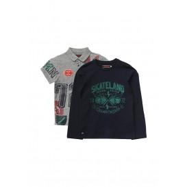 Комплект футболок 2 шт. Catimini модель CA053EBKBS99