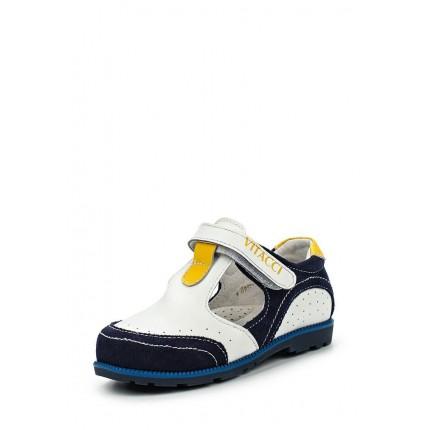 Ботинки Vitacci модель VI060ABHWG16 купить cо скидкой