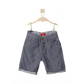 Шорты джинсовые s.Oliver артикул SO917EBIUJ18 фото товара