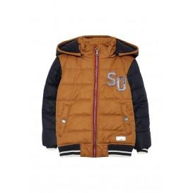 Куртка утепленная s.Oliver артикул SO917EBJXL43 cо скидкой