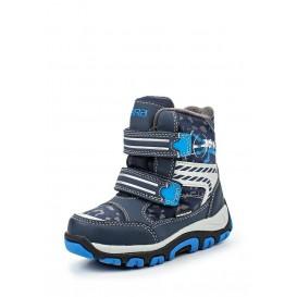 Ботинки Зебра модель ZE218ABBW863 фото товара