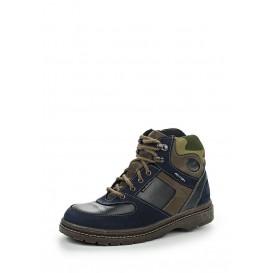 Ботинки Зебра модель ZE218ABKAH81 cо скидкой