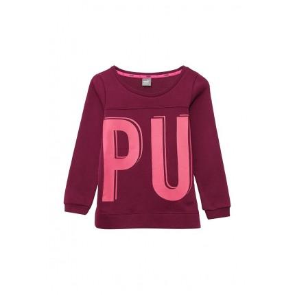 Свитшот Style Crew Sweat FL Puma артикул PU053EGKNQ66 распродажа
