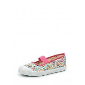 Туфли Victoria модель VI045AGICV16 купить cо скидкой