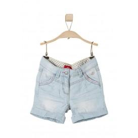 Шорты джинсовые s.Oliver модель SO917EGIZT54 фото товара