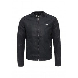 Куртка кожаная Alcott модель AL006EMLDL82 фото товара