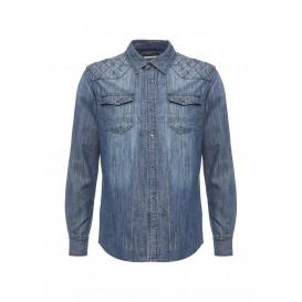 Рубашка джинсовая Biaggio модель BI017EMNTQ33