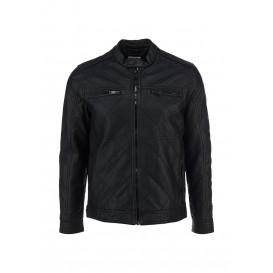 Куртка кожаная Brave Soul модель BR019EMDFU13 распродажа