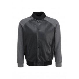 Куртка кожаная Brave Soul модель BR019EMFZL05 фото товара